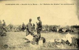 GUERRE DE 1914 / BATAILLE DE LA MARNE / A 138 - Guerre 1914-18