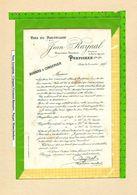 BUVARD : Vin Du Roussillon Jean Raynal Perpignan - Liquor & Beer