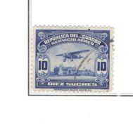 Ecuador PA 1930/44 Plane Over Scott.C31+ See Scans On Scott.Page - Ecuador