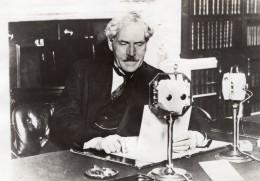 Londres Ramsay MacDonald Prononcant Un Discours Ancienne Photo Meurisse 1931 - Famous People