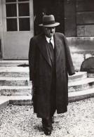 France Conseil Des Ministres Apres Elections Adrien Tixier Ancienne Photo De Presse 1945 - Beroemde Personen