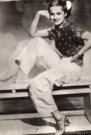 Nouvelle Mode De Plage A Hollywood Seaside Fashion Ancienne Photo Meurisse 1936 - Other