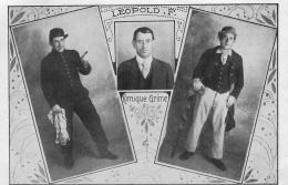 Leopold F. Comique Grimé - Célébrités