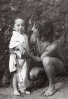 Jeune Nageuse Marie-Jose Pesth Piscine Heber Natation Ancienne Photo De Presse 1945 - Sports