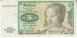 1792     5  DM  1980 - [ 7] 1949-… : RFA - Rep. Fed. De Alemania