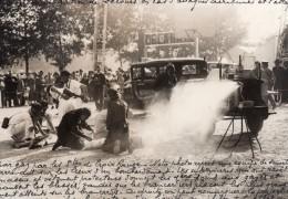 Paris Exposition Du Feu Et De La Securite Delahaye Sauveteurs Ancienne Photo Rol 1934 - Professions