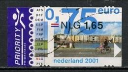 Pays Bas - Netherlands - Niederlande 2001 Y&T N°1847P - Michel N°1903 (o) - 0,75€ Ile De Java - 1980-... (Beatrix)