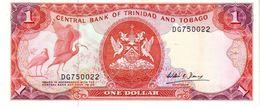 Trinidad & Tobago P.36b 1 Dollar 1985 Unc - Trindad & Tobago