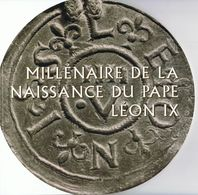 Millénaire De La Naissance Du Pape Léon IX Exposition, Château D'Eguisheim - Histoire