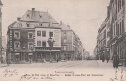 Luxemburg-Stadt - Luxembourg - Ville