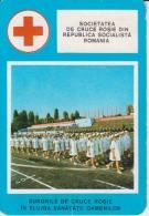 Romania - Red Cross - 1978 - Calendars