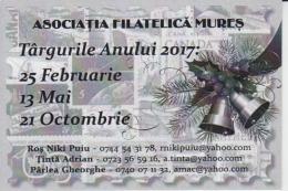 Romania - Targu Mures - Christmas - 2017 - Calendarios