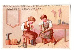 Chromo Cordonniers, Maison Beauchène, Chaussures - Cromos