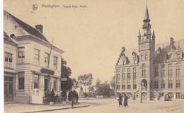 Maldeghem, Maldegem, Grand Café, Markt (pk45133) - Maldegem