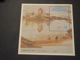 GRENADA - BF 1980 QUADRO DURER- NUOVI(++) - Grenada (1974-...)