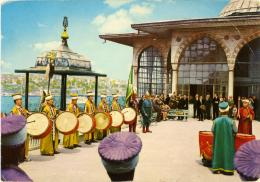 TURKYE  TURKIYE  TURCHIA  ISTANBUL  Mehter  Turkish Ancien Military Music  Topkapi  Bagdad Kiosk - Turchia