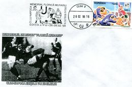 Roumanie Rugby Memorial Florica Murariu 1998 - Rugby