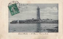 SAINT-MALO: Le Phare Ou Tour Du Jardin - Saint Malo