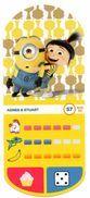 IM257 : Auchan Moche Méchant Carte N°57 AGNES & STUART - Trading Cards