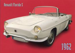 Renault Floride S  -  1962  -  CPM - Voitures De Tourisme