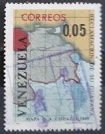 VENEZUELA 1965 Guyana Claim . USADO - USED. - Venezuela