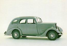 Peugeot 201M Limousine  -  1937  -  CPM - Voitures De Tourisme