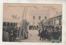 JAVRON - Inauguration De L'école De Filles - Autres Communes
