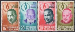 TOGO - Année Internationale Des Droits De L'homme - Togo (1960-...)