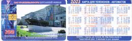 Phonecard   Russia. Kurgan 200 Units 2003 - Russia