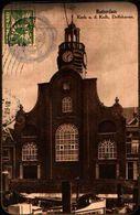 87197) Cartolina Di Rotterdam-kerka. Di Kolk Delfshaven-viaggiata - Imola
