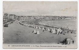 LES SABLES D' OLONNE - N° 10 - LA PLAGE  - CPA NON VOYAGEE - Sables D'Olonne
