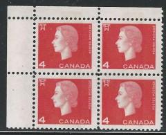 CANADA 1963 TAGGED W2B SCOTT/UNITRADE 404iii CB VAL US $ 17. - 1952-.... Reign Of Elizabeth II