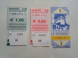 3 Tickets Transport Portugal,Lisboa - Bus