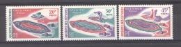 Comores  :  Yv  50-52  ** - Komoren (1950-1975)