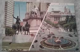 Spagna - Madrid - Aspectos Urbanos 1966 Vedute - Madrid