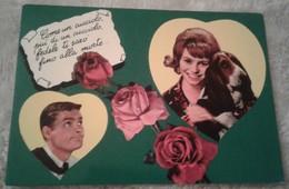 San Valentino - Innamorati - Come Un Cucciolo Più Di Un Cucciolo Fedele Ti Sarò Fino Alla Morte 1968 - San Valentino