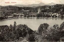 KANDY   SRI LANKA. CEYLON CEYLAN - Sri Lanka (Ceilán)