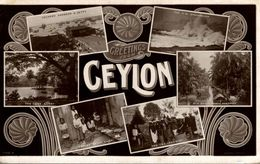 SRI LANKA. CEYLON CEYLAN - Sri Lanka (Ceilán)