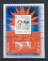 °°° ITALIA 2012 - ENEL °°° - 6. 1946-.. Repubblica