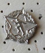 Athletics Sport  Federation Of Yugoslavia Running, Jogging Pin - Athletics