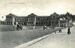 GALLE FACE COLOMBO  SRI LANKA. CEYLON CEYLAN - Sri Lanka (Ceilán)