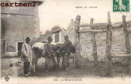 SCENE DU CENTRE LE MARECHAL FERRANT NORMANDIE CALVADOS METIER FERME AGRICULTURE - Landbouw