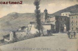 CASTELNUOVO AL VOLTURNO LA PIAZZA ITALIA - Unclassified