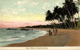 SEA SHORE MOUNT LAVINIA  SRI LANKA . CEYLON CEYLAN - Sri Lanka (Ceilán)