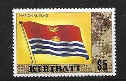 KIRIBATI 1980  COURANTS-DRAPEAUX  YVERT N°32  NEUF MNH** - Kiribati (1979-...)