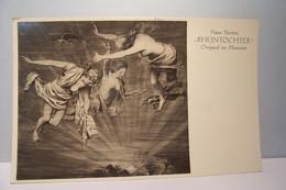 "LUZERN - ""RHEINTOCHTER ""  Hans  Thoma  - Museum Richard Wagner - NU FEMININ  -  ( Pas De Reflet Sur L'original ) - LU Lucerne"