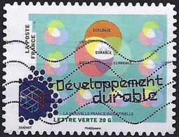France 2014 - Sustainable Development ( Mi 6014 - YT Ad 1059 ) - Adhésifs (autocollants)