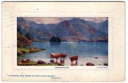Raphael Tuck Derwentwater E Longstafle - Tuck, Raphael
