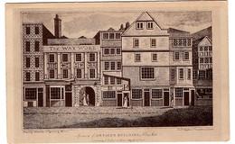 Raphael Tuck Historic Houses - 17 Fleet Street - Tuck, Raphael
