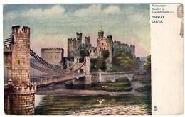 Raphael Tuck Conway Castle - Tuck, Raphael